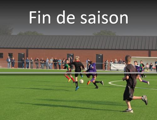 Fin de saison 2017-2018, activités et permanences transferts en juin 2018