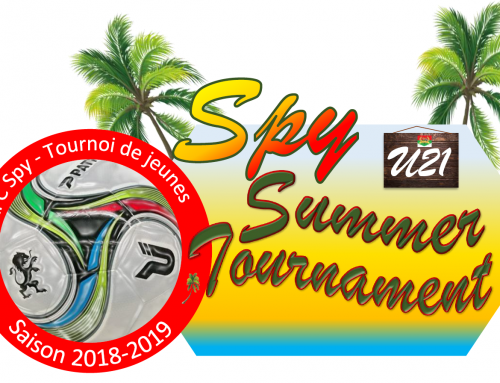 U21 – Tournoi estival 2018
