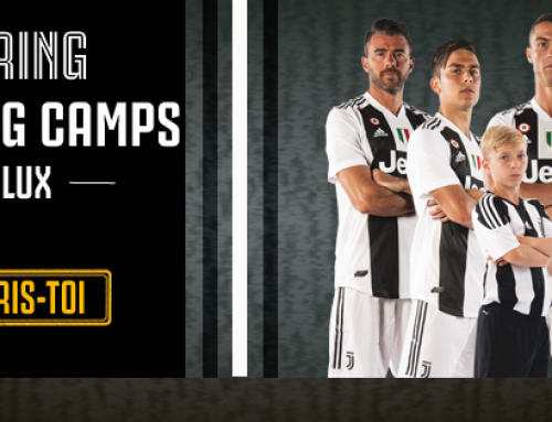 Juventus Academy Belux, comment m'inscrire?