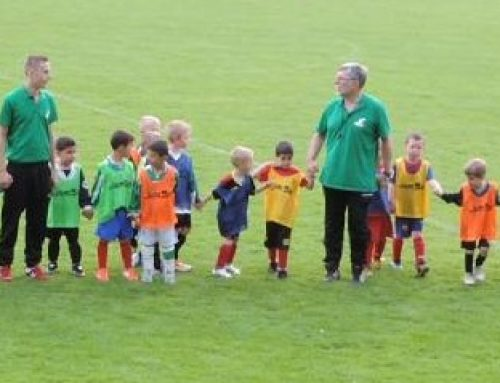 Festifoot U6 du RFC Spy le 22/09/18
